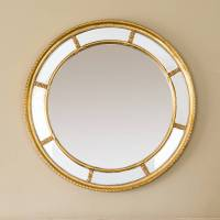 lucia round decorative mirror by decorative mirrors online ...