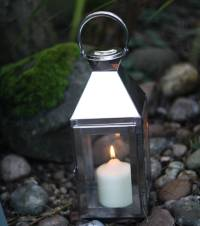silver lantern for weddings by the wedding of my dreams