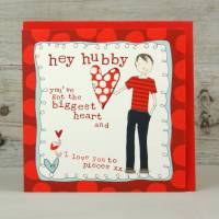 a husband card by molly mae | notonthehighstreet.com