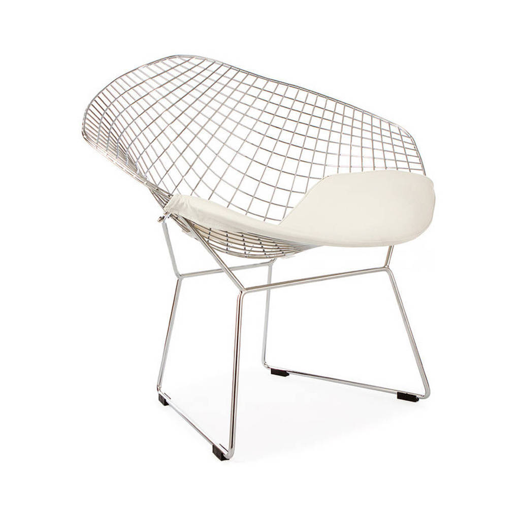 retro chrome chairs big tall drafting chair a black or diamond modern mesh by