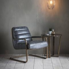Hanging Chair Notonthehighstreet Cane Dining Room Chairs Black Leather Lounge By The Forest And Co