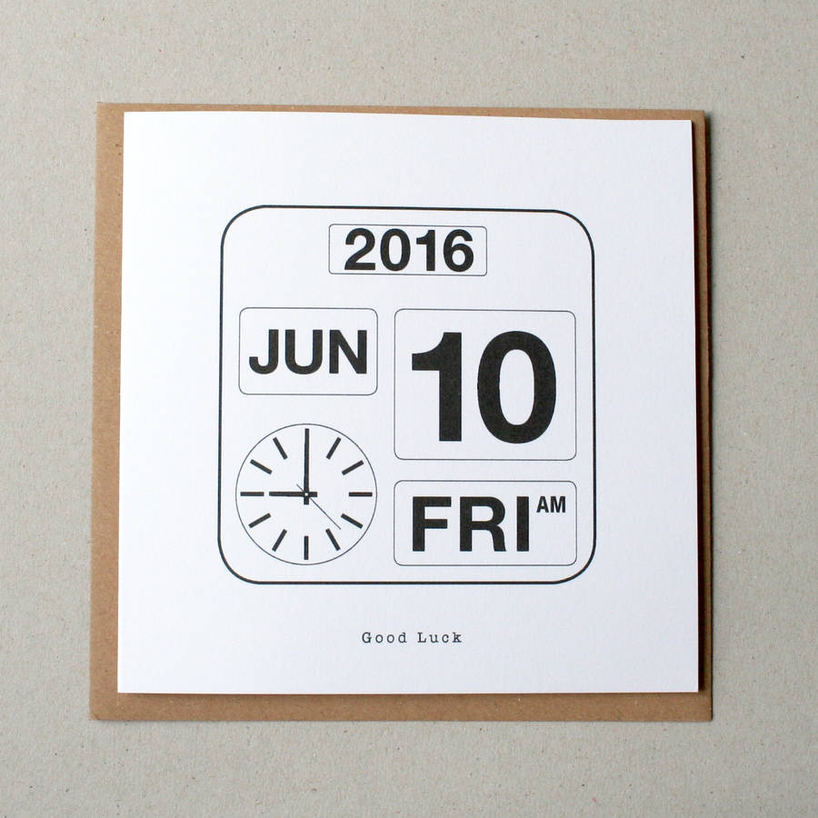 Original Save Date