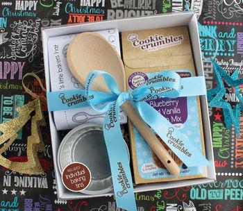 Blueberry Muffin Baking Mix Gift Set