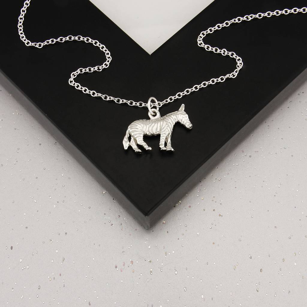 aed8983c2 Scottie Necklace In Sterling Silver By Simon Kemp - Inspirational ...