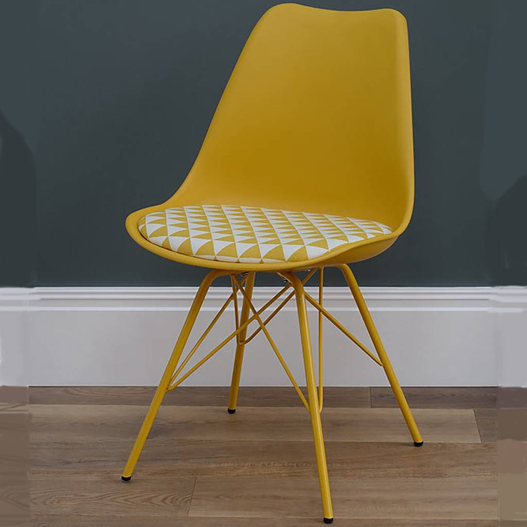 Patterned Chairs Retro Patterned Chair By I Love Retro Notonthehighstreet