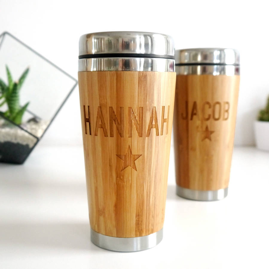 set of two personalised