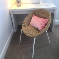 Metal Tub Chair Buy Blue Bay Rum Online Wicker With White Legs By Za Homes