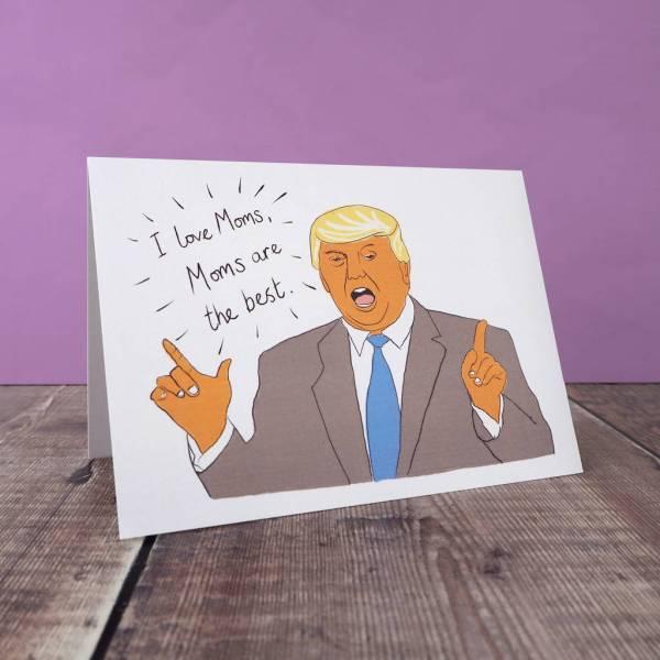 92 Donald Trump Birthday Ecard