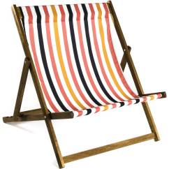 Deck Chair Images Small Adirondack Chairs Extra Large Deckchair By Denys Fielding Notonthehighstreet Com Stripe Design