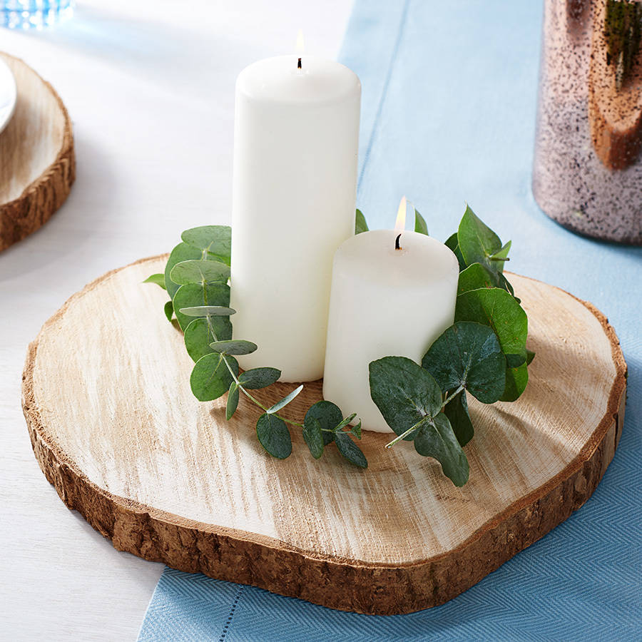 Wooden Folding Table Set