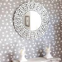 beyonce venetian round mirror by decorative mirrors online ...