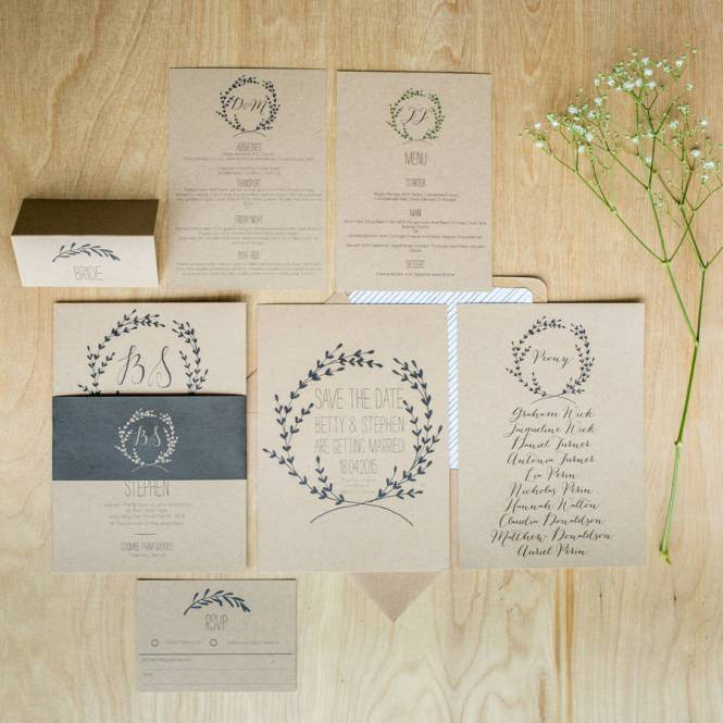 Whimsical Wedding Invitations Cobypic Com