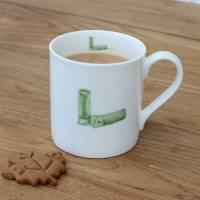 'cartridge' china mug by lucy green designs ...