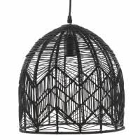 Woven Pendant Lamp - Home Design
