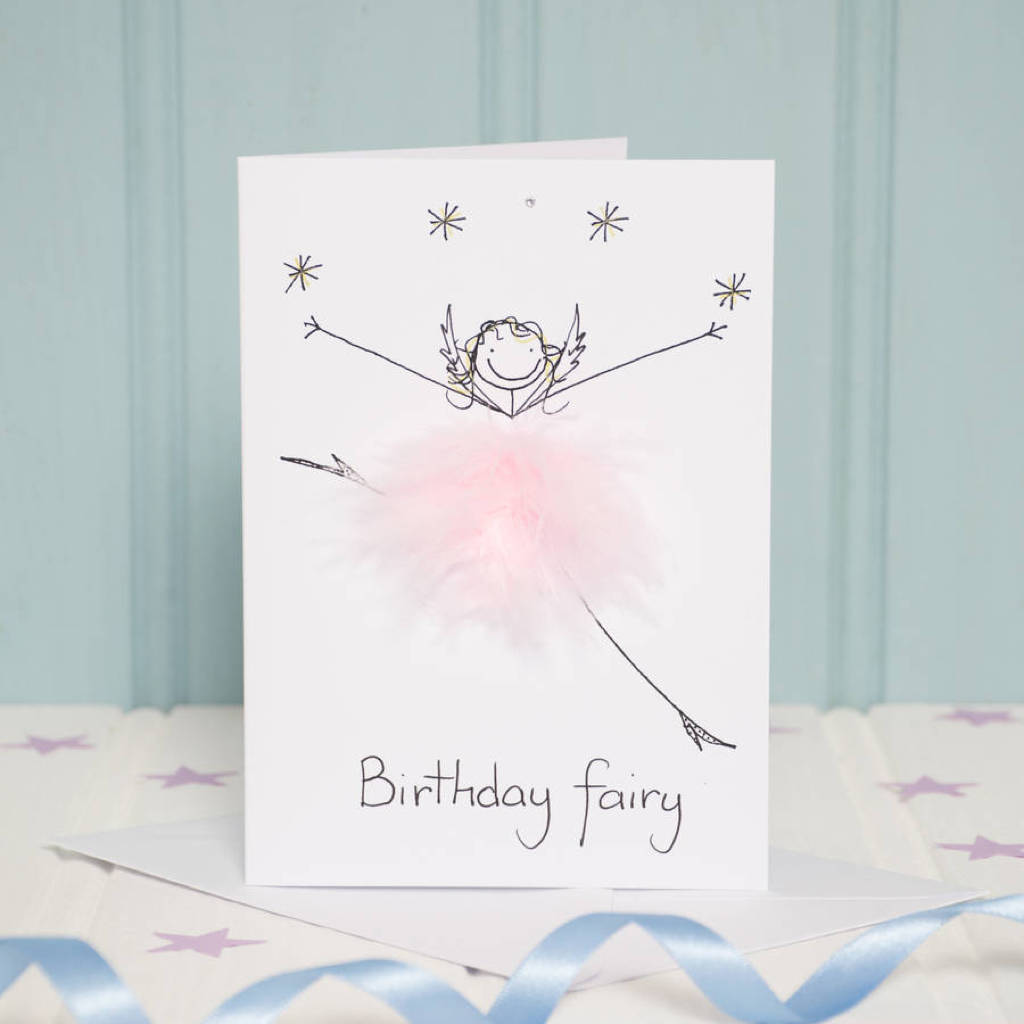 Handmade Personalised Age Card By All Things Brighton