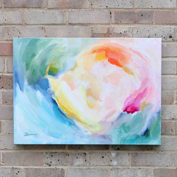 Contemporary Abstract Original Painting