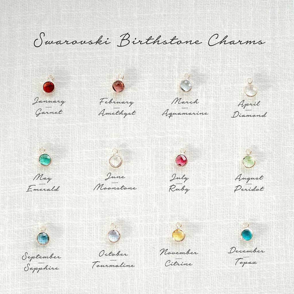 Chloe Initial Star Personalised Bracelet By Bloom Boutique