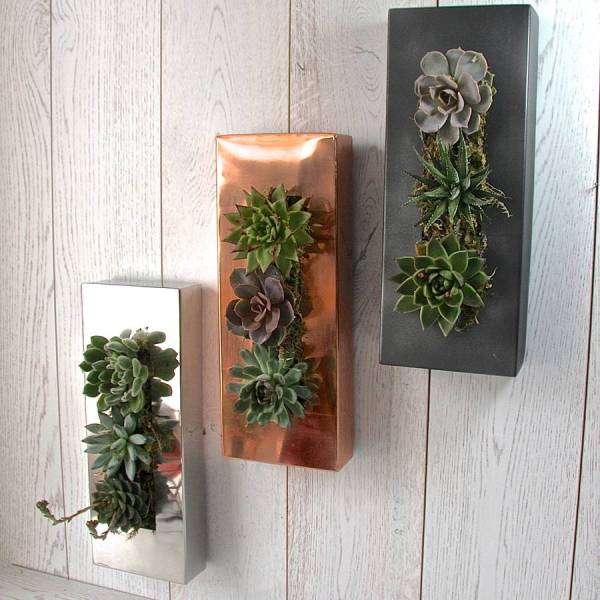 Living Wall Planters Outdoor