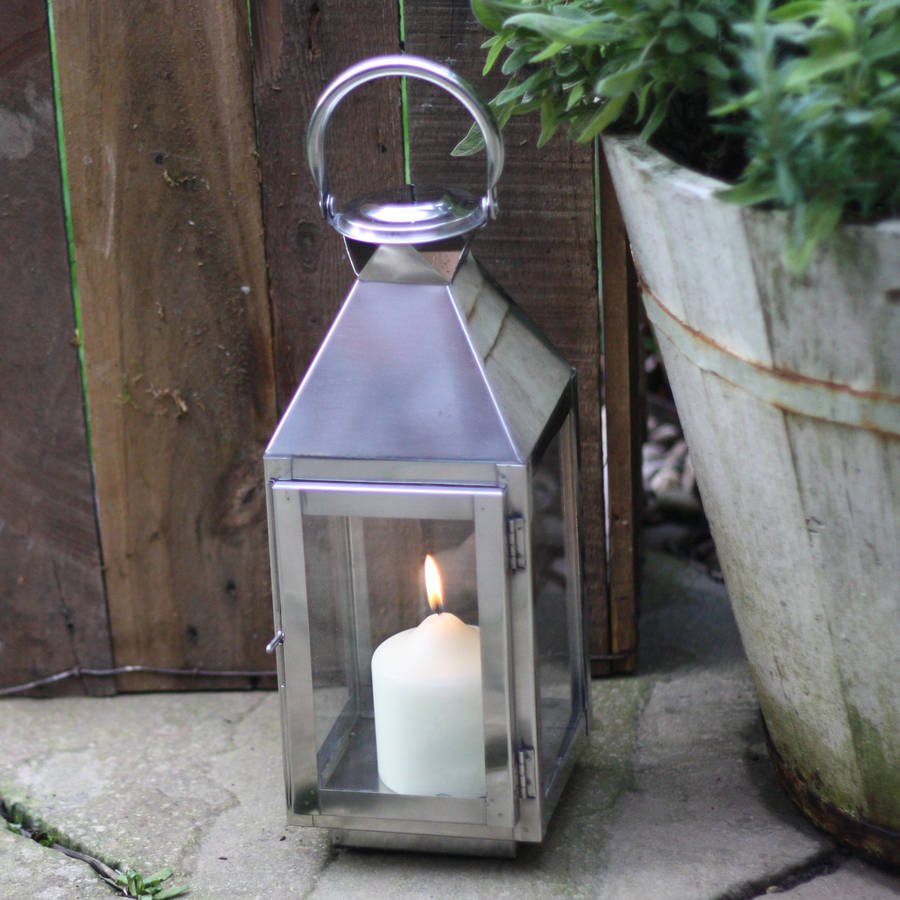 silver lantern for weddings by the wedding of my dreams