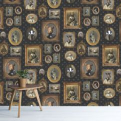 Funky Living Room Wallpaper Beach Cottage Rooms Unusual And Quirky Notonthehighstreet Com Portrait Gallery