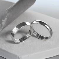 sterling silver promise rings by martha jackson sterling ...