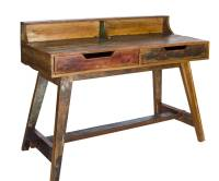 kruger reclaimed wood writing desk by reason season time ...