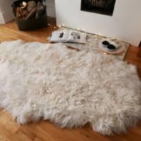 sheep skin rug | Taraba Home Review