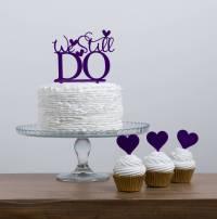 we still do wedding anniversary renewal cake topper by ...