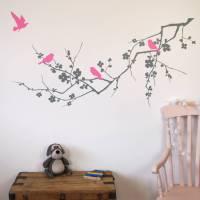 Bird Wall Decals - talentneeds.com