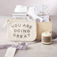 new mum and baby gift box by emilie rose ...