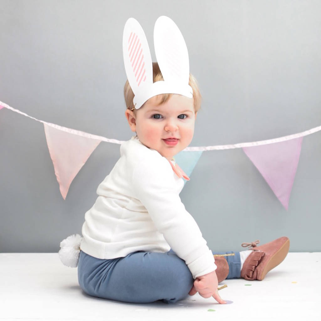 Bunny Dress Up Kit And Craft Activity Rabbit By Postbox Party