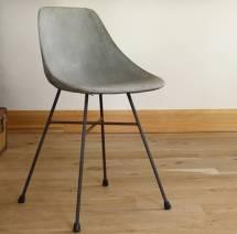 Hauteville Concrete Chair Lime Lace