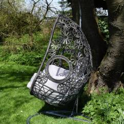 Hanging Chair Notonthehighstreet Picnic Table And Chairs Folding Macrame Egg By Ella James
