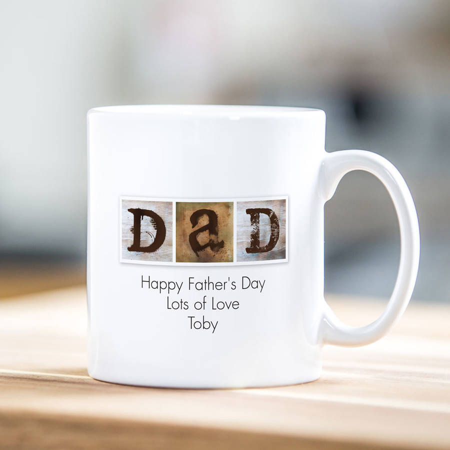 father s day personalised