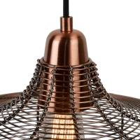 moino flat ceiling pendant light by lighting direct ...