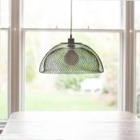 wire mesh lamp shade by grattify | notonthehighstreet.com