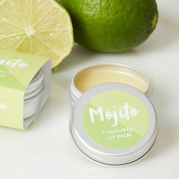 Mojito Flavoured Lip Balm