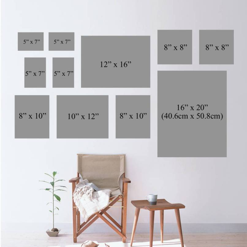 Attractive 16 X 10 Picture Frame Image - Picture Frame Design ...