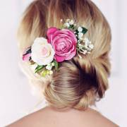 florence rose hair comb gypsy