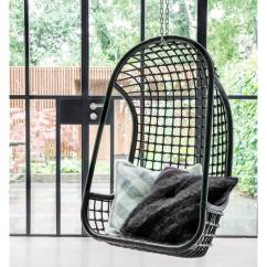 Hanging Chair Notonthehighstreet Desk Asda Rattan In Three Colours By Out There Interiors