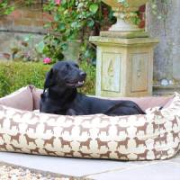 large labrador dog bed by the labrador company ...