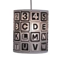 alphabet block nursery lampshade by helen rawlinson ...