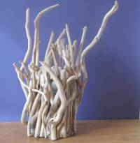 driftwood twig lamp by nautilus driftwood design ...