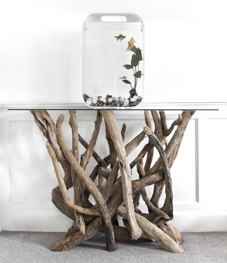what to put behind a sofa wing malaysia driftwood console table by doris brixham ...