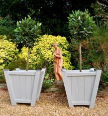 Painted Garden Planter Chalfont Range Sandman Home And