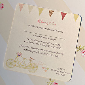 Wedding Invitations Uk