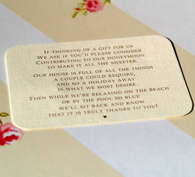 Wedding Gift Rhymes Image Collections Decoration Ideas Poems For Invitations 50 Money Poem
