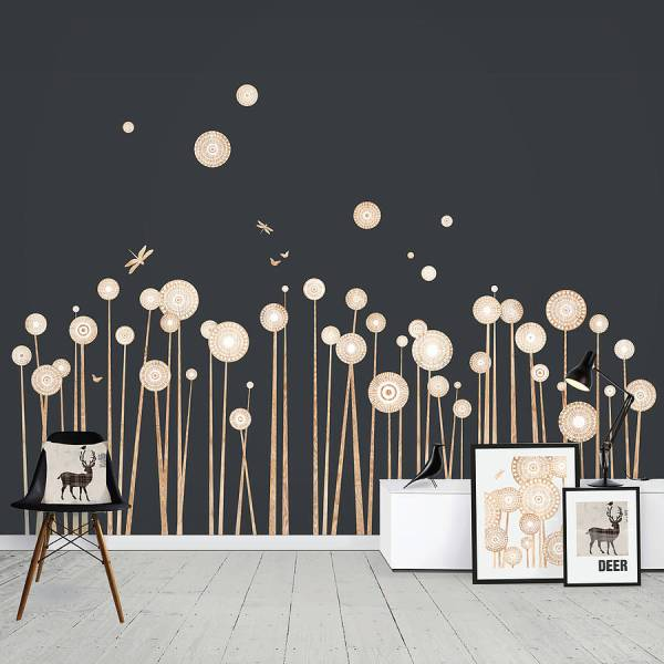 Wood Wall Decals