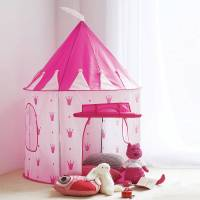 princess castle play tent by mini