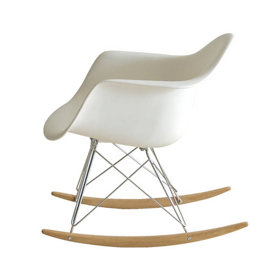 eames style rocking chair by ciel